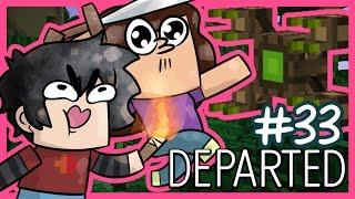 JUNGLE LOCATED (Departed Minecraft #33) with Jasmine