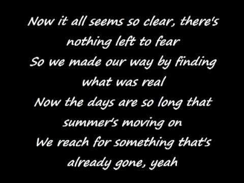 Daughtry - September (With Lyrics)