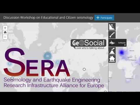GeoSocial: Exploring the usefulness of social media mining in applied geoscience || #educitiseis2018