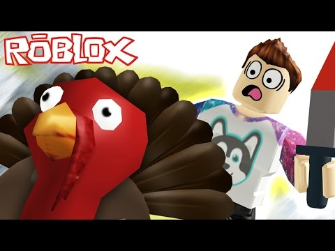 THANKSGIVING MURDER DISASTER IN ROBLOX!!