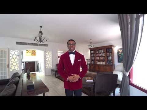 Part III: Evening Wear - Double Breasted Smoking Jacket