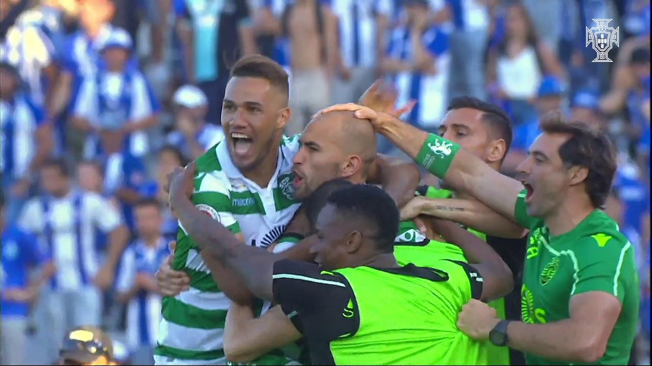 """Résultat de recherche d'images pour """"Sporting CP 2:2 FC Porto"""""""