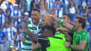 Taça de Portugal Placard: Sporting CP 2 - 2 FC Porto (5-4 a.p)