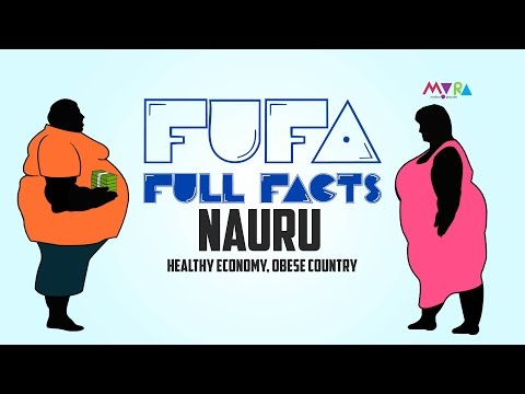 FUFA Full Facts - Nauru
