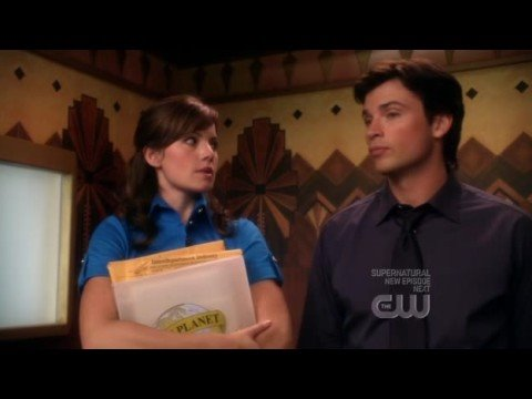 Smallville - 8x05 Committed clips scenes Clark and Lois