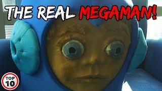 Top 10 Alternate Versions of Mega Man