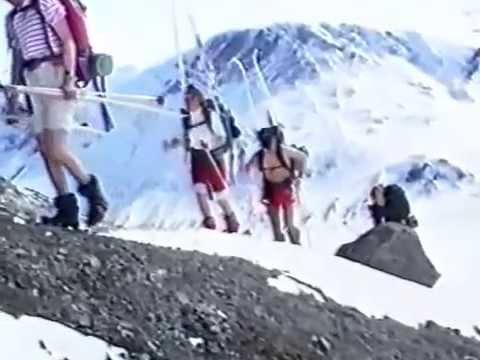 LFG tur # Vinteridrettsleir på Spiterstulen 1993