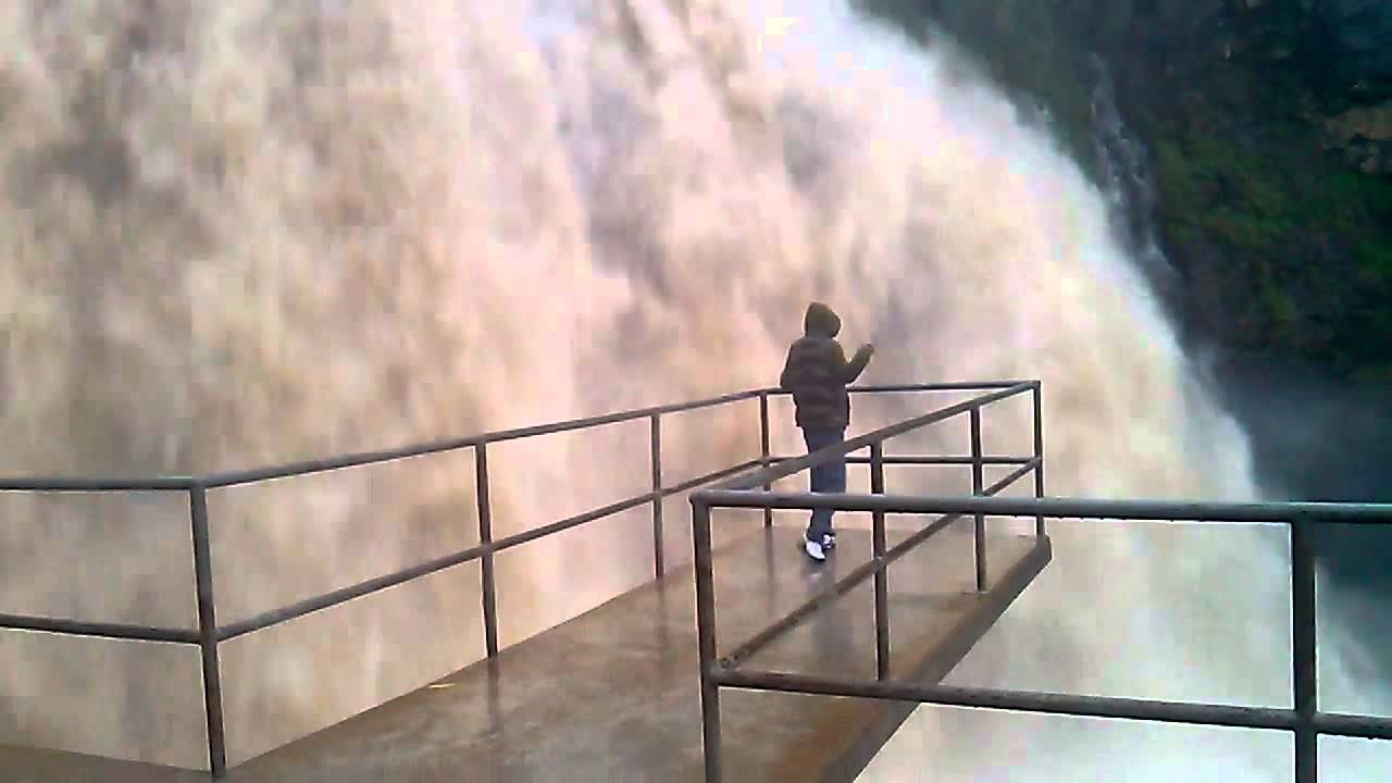 "Cascada ""El Salto"" de Guachochi, Chih. 2014 - YouTube"