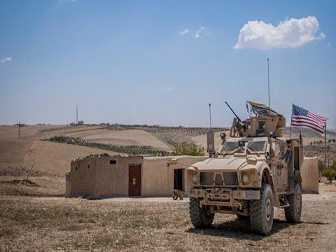 Американцы взрывали всё: Русские пришли на брошенную США базу в Сирии