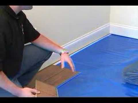 How To End The First Row Of Your Faus Laminate Floor