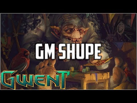 Gwent Gm Shupe Journey ~ Charmed Women And Drunk Spies ~ Gwent Deck Gameplay