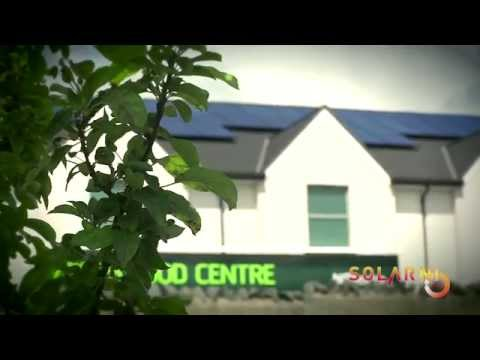 Solar Panels & Renewable Energy Saving with Solar NI