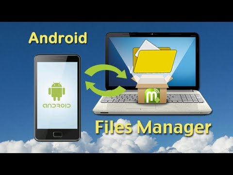 Android File Manager: Manage Android SD Card Files & Phone Data By Importing/exporting Any Files