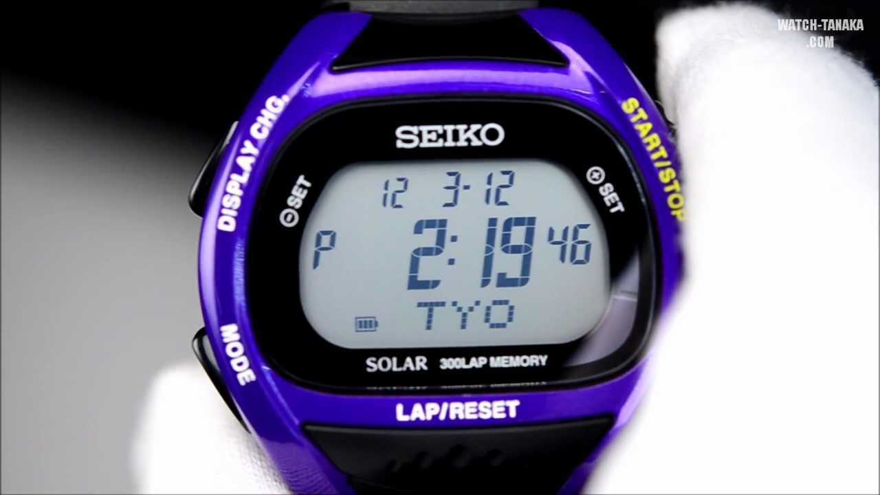 Seiko prospex super runners ex | ランニング 時計 seiko
