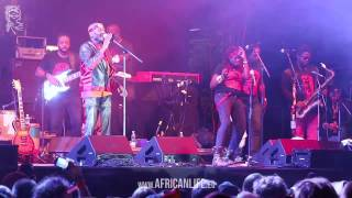 Jimmy Cliff: Video_1 @ Uprising 2014, Bratislava, 22-23.08.2014