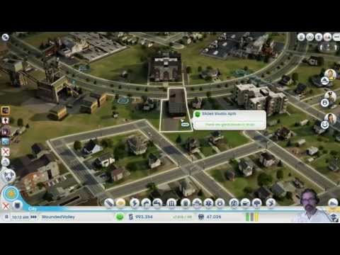 In Game: SimCity Episode 24 - International Airport