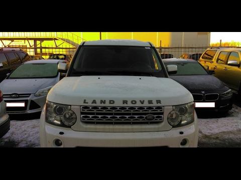 #23 Land Rover Дискавери 4. Трейд-ин. Брать или не брать?