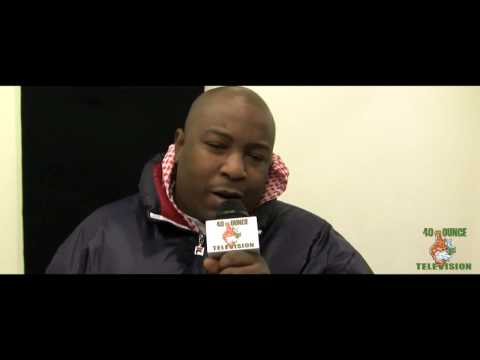 THE JACKA INTERVIEW ON 40 OUNCE TELEVISION