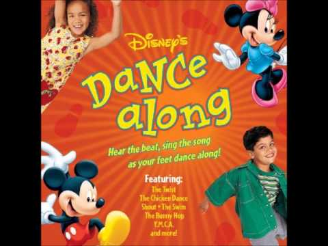 Disney's Dance Along - The Bunny Hop