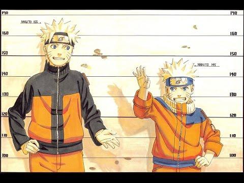 Opening 7  Naruto shippuden (Toumei Datta Sekai - Motohiro Hata)