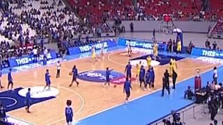 Sports News | Warm-up altercation between Philippines vs Australia FIBA 2018 Qualifiers