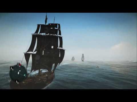 музыка пираты Карибского моря + Assassins Creed IV Black Flag