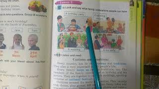 Английский язык 4-класс. Ст. 88-89 Несвит