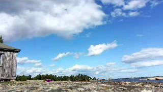 Tempus fugit from Pihlajasaari