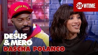 Final Season of OITNB Is Bittersweet for Dascha Polanco | Extended Interview | DESUS & MERO
