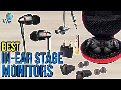 10 Best In-Ear Stage Monitors 2017
