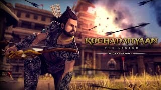 Kochadaiiyaan: Reign of Arrows HD Android GamePlay Trailer [Game For Kids]