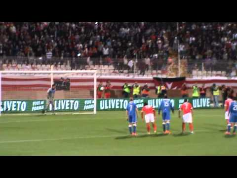 Michael Mifsud penalty against Italy (26/03/2013)