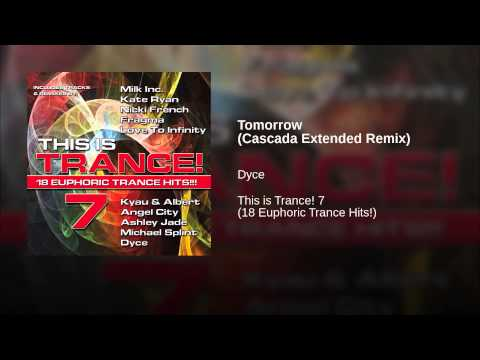 Tomorrow (Cascada Extended Remix)