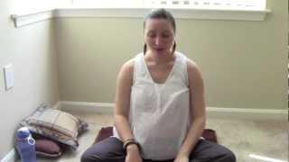 Йога для беременных: Дискомфорт в груди