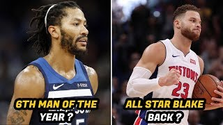 7 NBA Players Making a COMEBACK in the 2018-19 Season