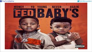 Video MoneyBagg Yo & NBA YoungBoy - Collateral Damage (Fed Baby's) download MP3, 3GP, MP4, WEBM, AVI, FLV Januari 2018