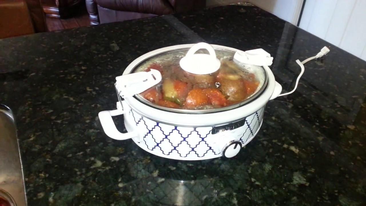 Бараньи ребра в ( slow cooker ) медленноварке.Часть 2