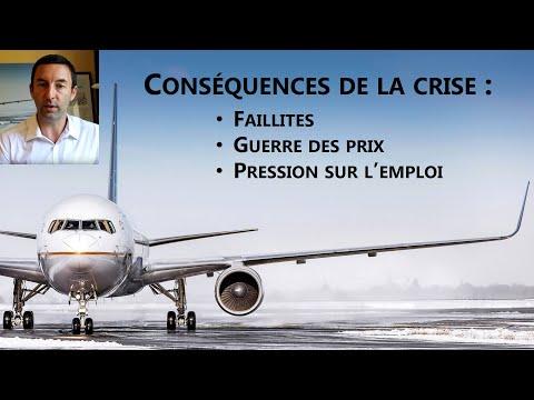 GUERRE DES PRIX, FAILLITES... Quelles conséquences de la crise pour les compagnies aériennes ?