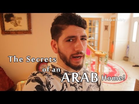 THE SECRETS OF AN ARAB HOME!