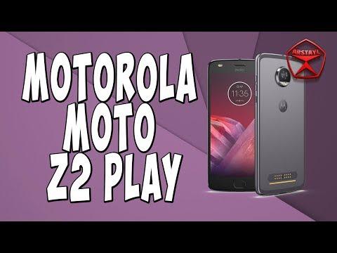 Motorola Moto Z2 Play. Дорогой, но интересный / Арстайл /