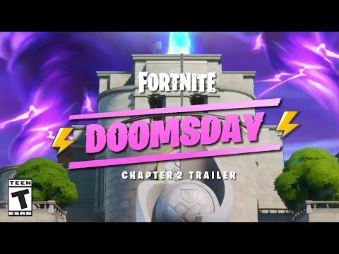 Fortnite Doomsday Event Trailer (Chapter 2: Season 3 Trailer)