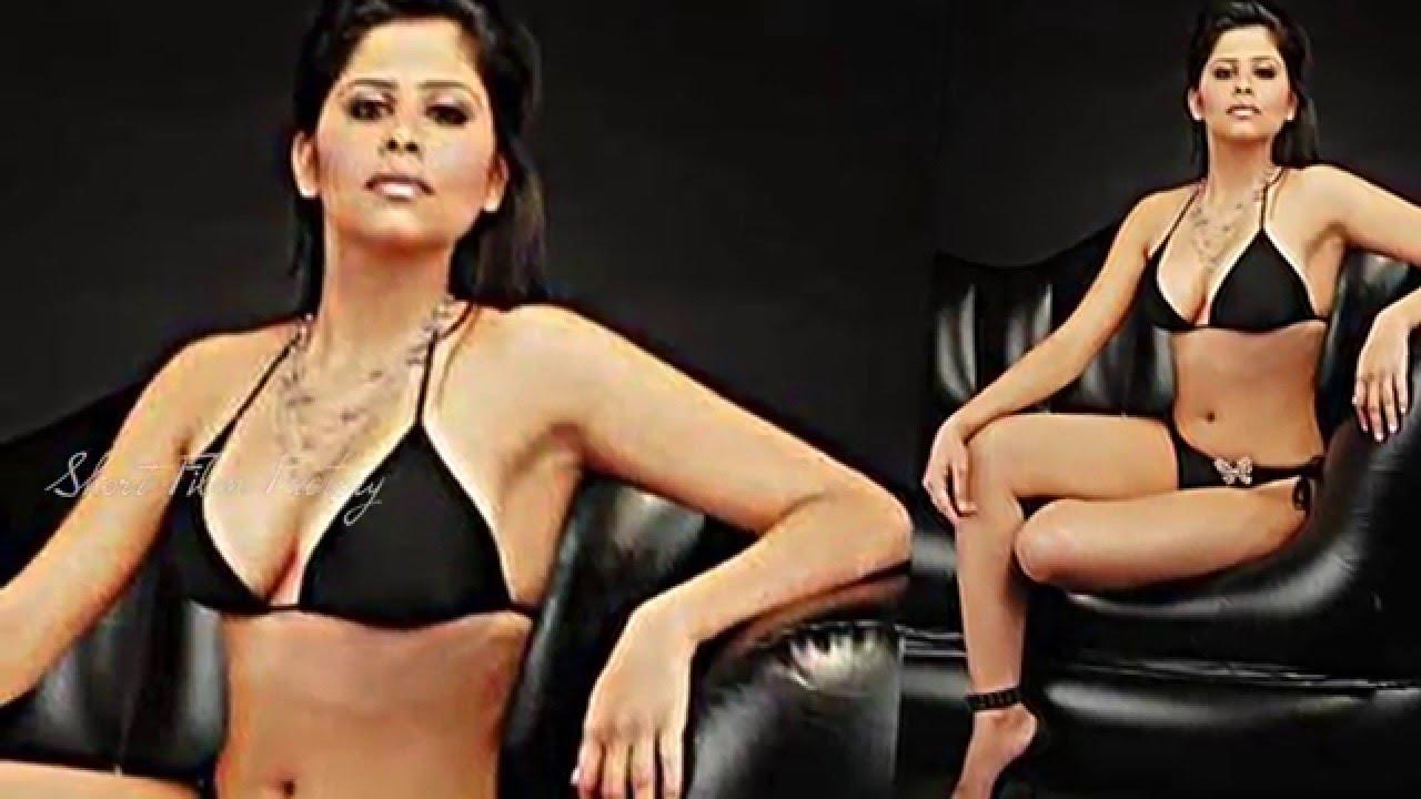 Sai tamhankar bikini images