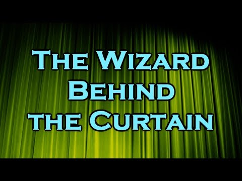 The Wizard Behind the Curtain (Awareness of Control Structure on Earth)