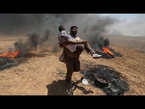 World leaders: 'Israel must stop killing' Palestinians