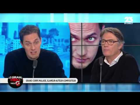Grand Corps Malade chez les Grandes Gueules
