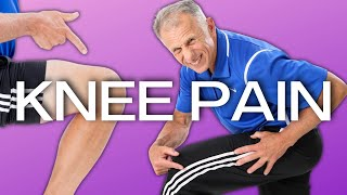 10 Best Knee Pain Exercises Ever Created (Stretches & Strengthening)