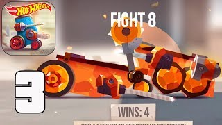 CATS: Crash Arena Turbo Stars - Gameplay Walkthrough part 3 - Stage 17(iOS,Android)
