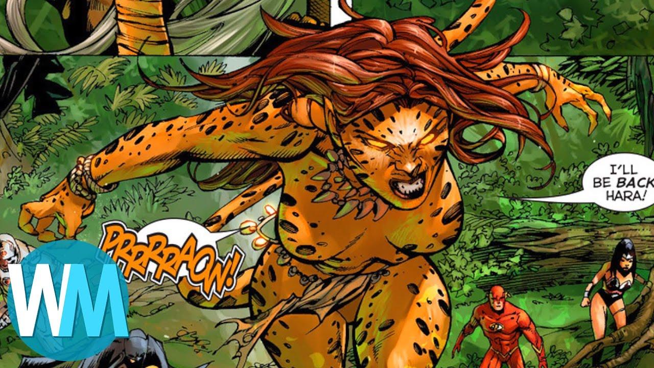 Cheetah Comics