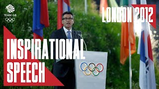 Team GB London 2012 Olympic Games Highlights with Lord Seb Coe speech
