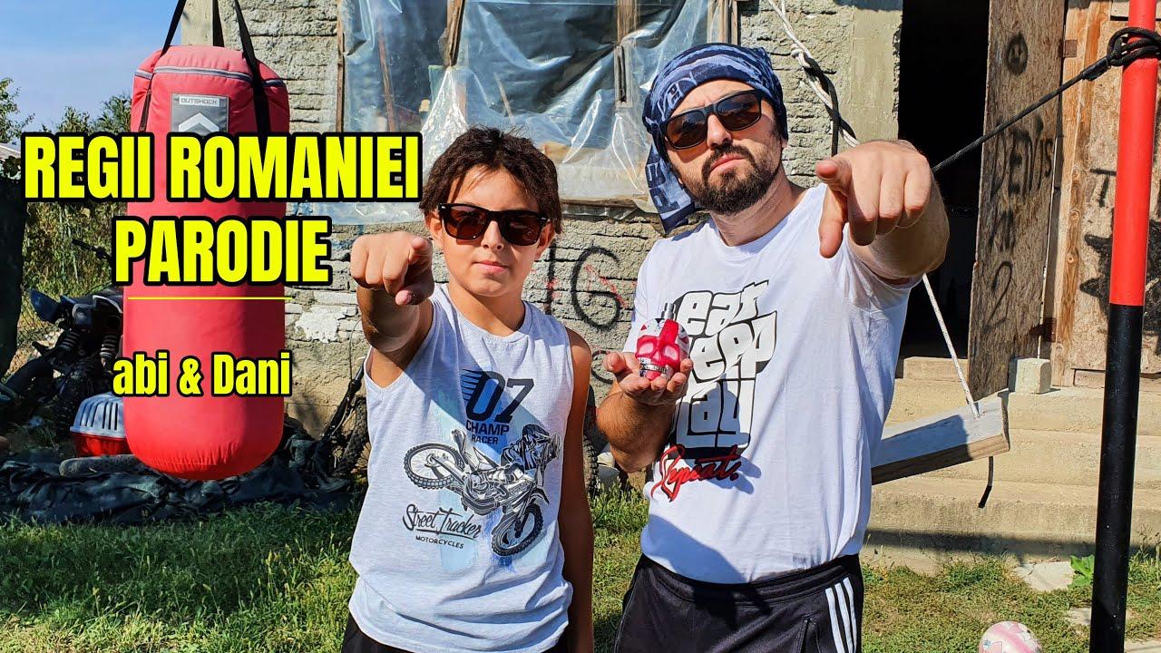 Regii Romaniei - Parodie (abi & Dani Mocanu)